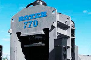 Prensas Cizalla Roter Series RX 550-770-990