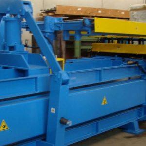REF301-prensa para papel y cartón-LOGIC 60