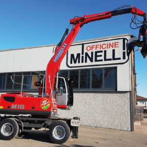 REF500 - Minelli M18