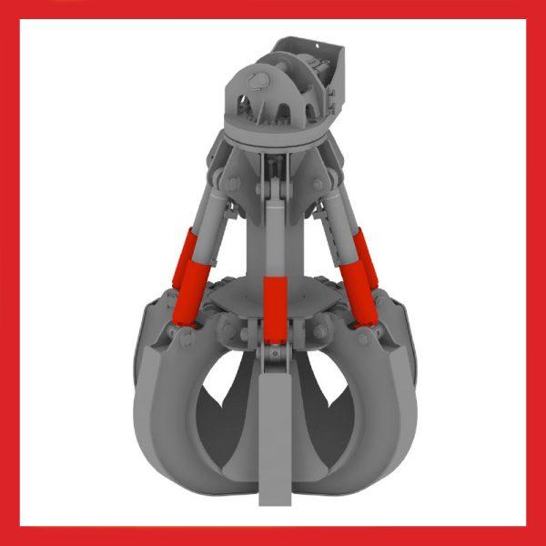 Pulpo industrial MPV - PH