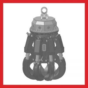 Pulpo industrial MPV - FH