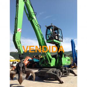 REF1004-Máquina manipuladora-Sennebogen-825