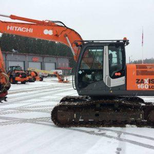 REF1009-HITACHI excavator ZX160LC-3