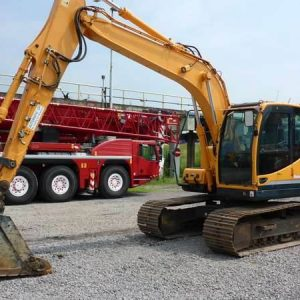 REF1010-HYUNDAI excavator R140LC-9A