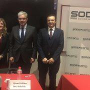 Se celebra en la Cámara de Comercio de Santander un encuentro del Círculo de Comercio e Industria argelí-español