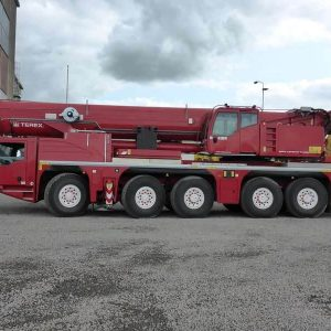 REF1004 Grúa TEREX AT Crane Explorer 5800