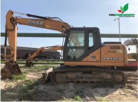 REF1017 Excavadora CASE excavator CX130B