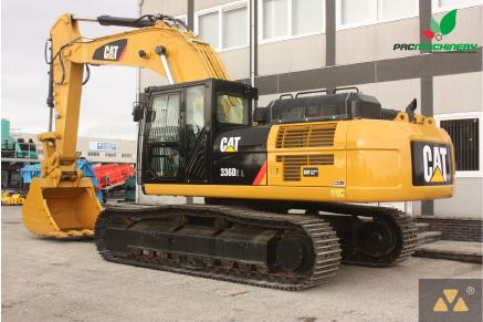 REF1023 Excavadora Caterpillar 336D2L ME