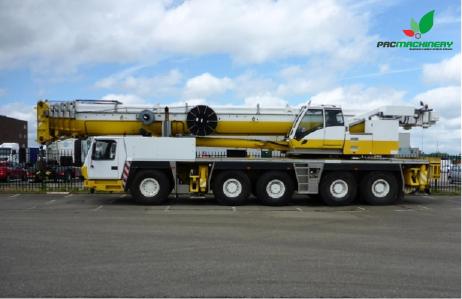 REF1025 Grúa GROVE AT mobile crane GMK 5170