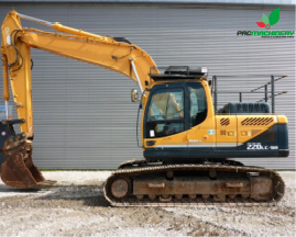 REF1018 Excavadora HYUNDAI excavator R220LC-9A