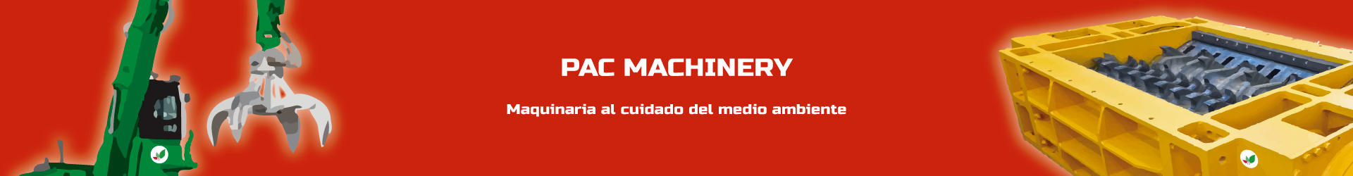 PacMachinery - venta de maquinaria para reciclaje